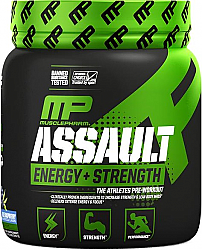 Muscle Pharm Assault NEW