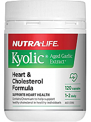 Nutra-Life Kyolic Aged Garlic Extract High Potency