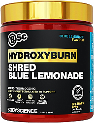 Body Science BSc Hydroxy Shred Neuro Thermogenic