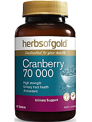 Herbs of Gold Cranberry 70000