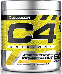 Cellucor C4 Pre-Workout G4 Series