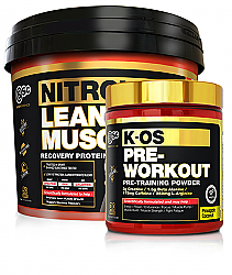 Body Science BSc Lean Muscle Pre-Workout Stack