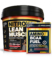 Body Science BSc Lean Muscle Amino Stack