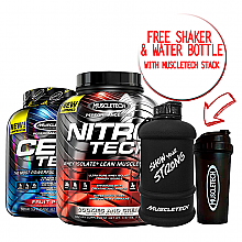MuscleTech Build Muscle Stack