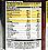 bsc hydroxyburn tablets label information