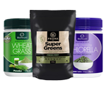 Chlorophyll Supplements Icon