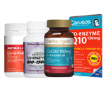 Co Enzyme Q10 Supplements Icon