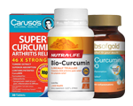 Curcumin Supplements Icon