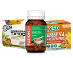 Green Tea Supplements Icon