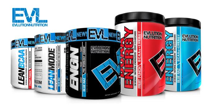 EVL EVLution Nutrition