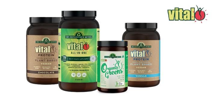 Vital Greens Products