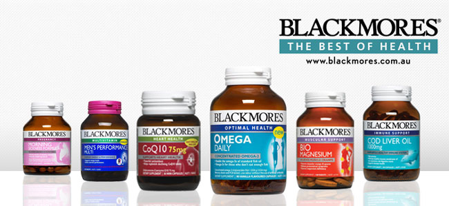Blackmores Discounted