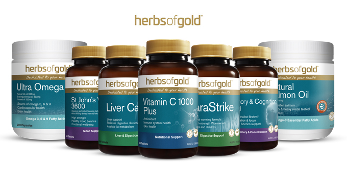 Herbs Of Gold