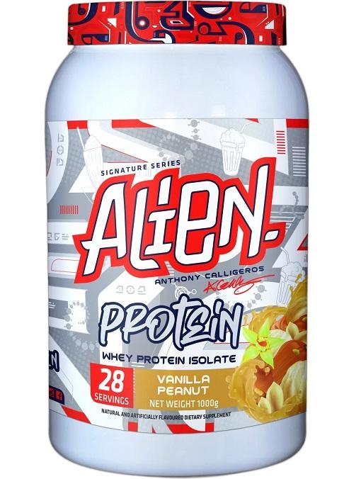 Alien Whey Protein Isolate