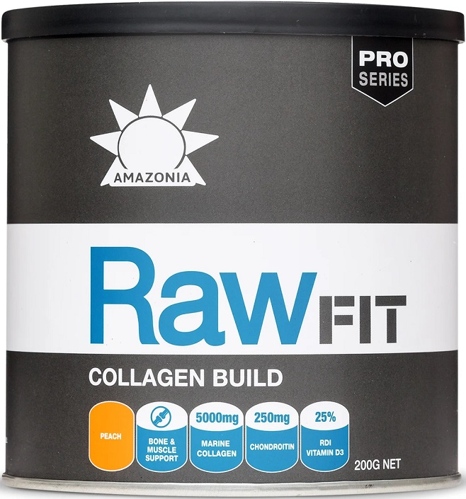Amazonia Raw FIT Collagen Build