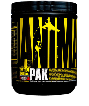 Animal Pak Powder by Universal Nutrition