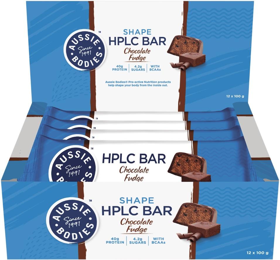 Aussie Bodies HPLC Protein Bars