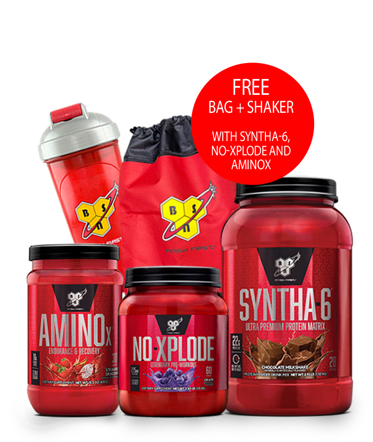 BSN Pro Muscle Stack
