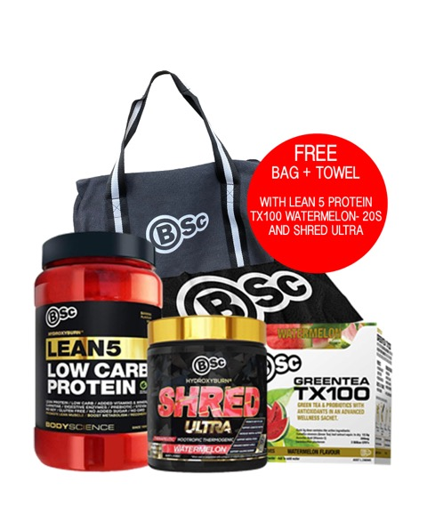 Body Science BSc Ultimate Fat Loss Stack