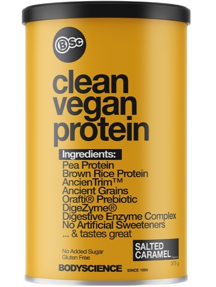 Body Science BSc Clean Vegan Protein