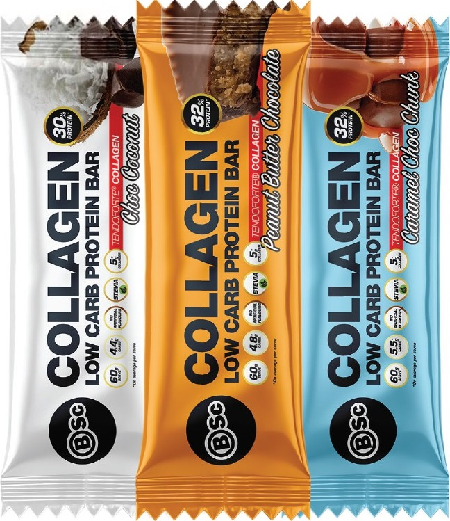 Body Science BSc Collagen Low Carb Protein Bar