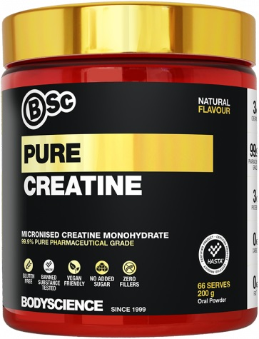 Body Science BSc Pure Creatine