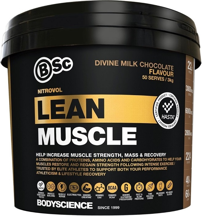 Body Science BSc Lean Muscle