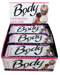 Body Science BSc BODY Lo Carb Protein Bar