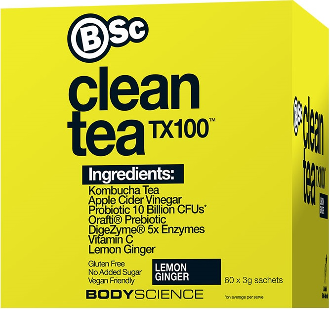 Body Science BSc Clean Tea TX100