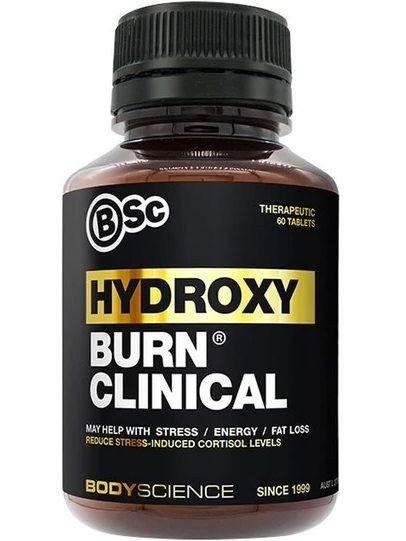 Body Science BSc HydroxyBurn Hardcore Clinical