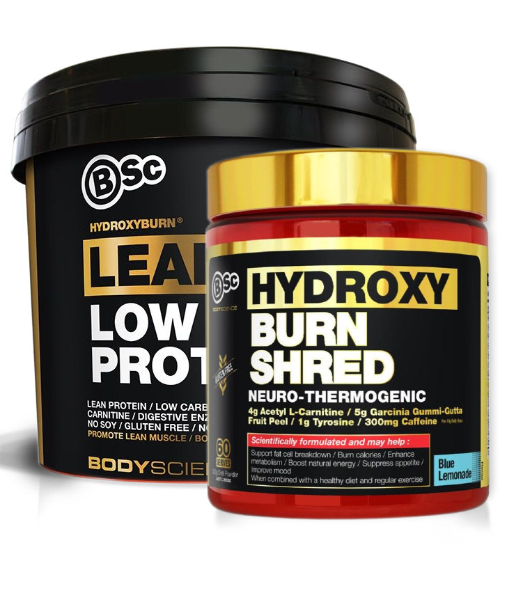 Body Science BSc Hydroxyburn Shred Stack