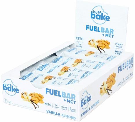 Buff Bake FuelBar + MCT