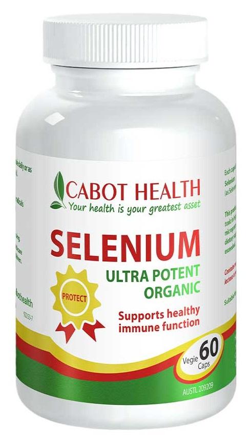 Cabot Health Selenium Complete