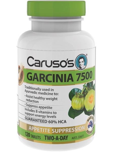 Carusos Garcinia 7500