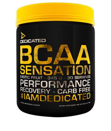 Dedicated Nutrition BCAA Sensation