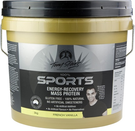 Designer Physique Sports Protein