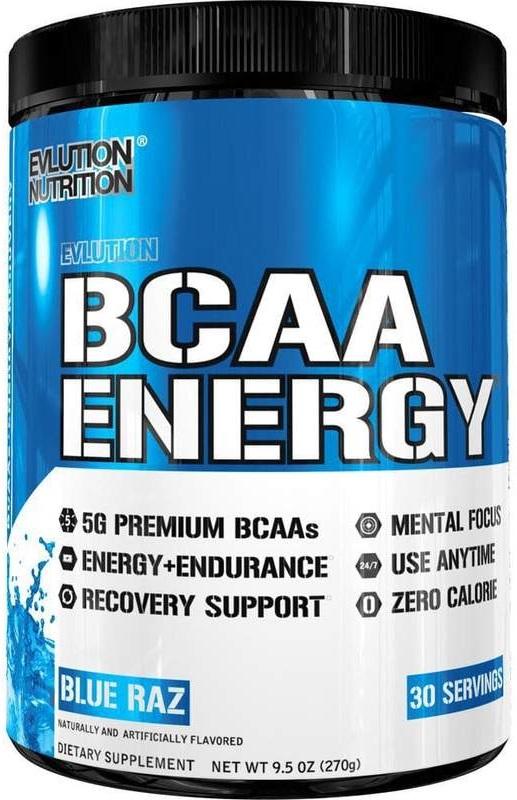 EVL BCAA Energy EVLution Nutrition