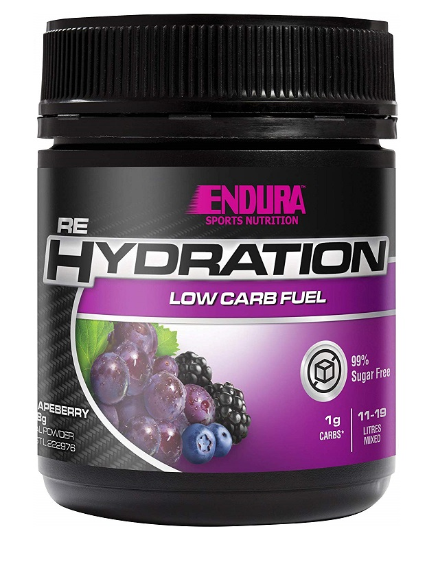 Endura Hydration Low Carb Fuel