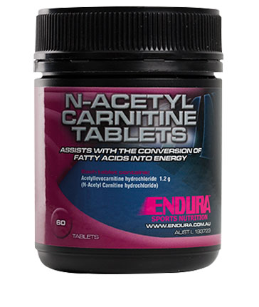 Endura N-Acetyl Carnitine Tablets