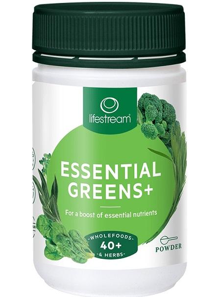 Lifestream Essential Greens+