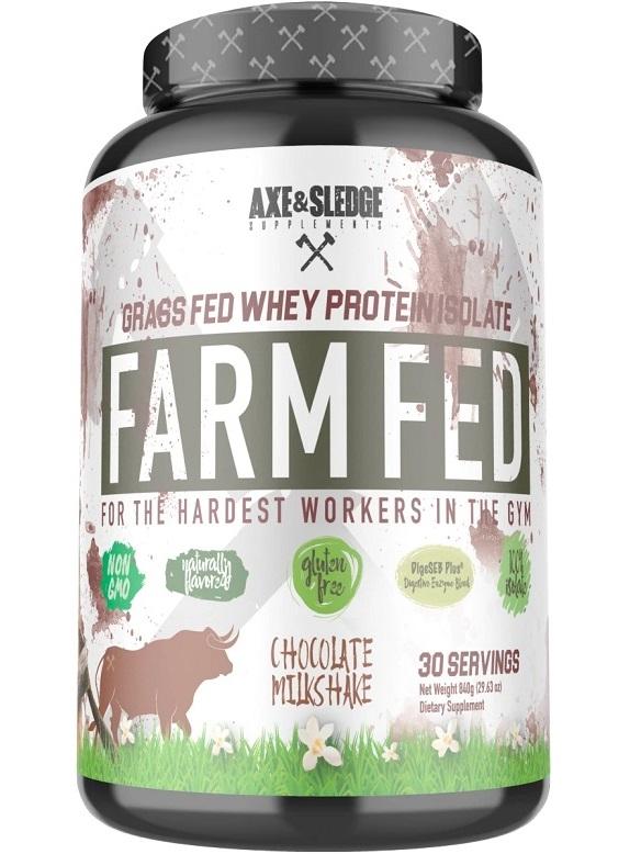 Axe and Sledge Farm Fed