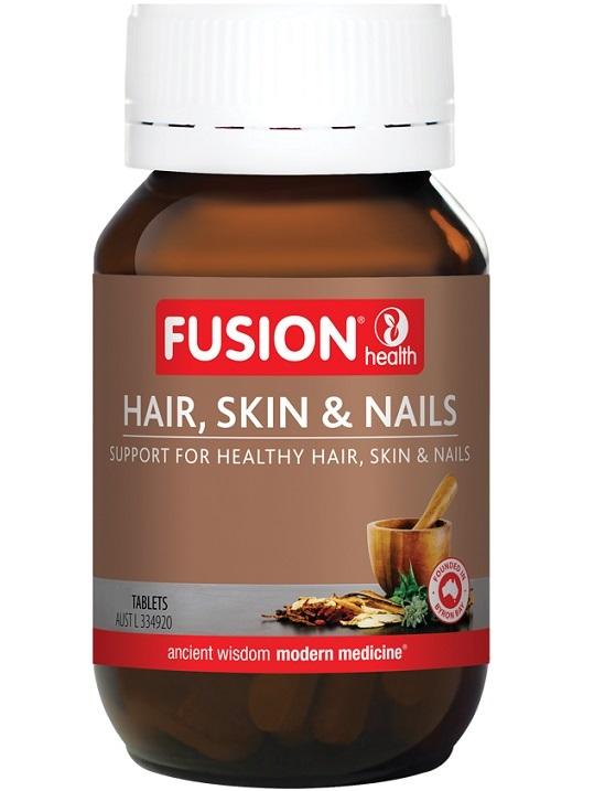 Fusion Hair Skin and Nails