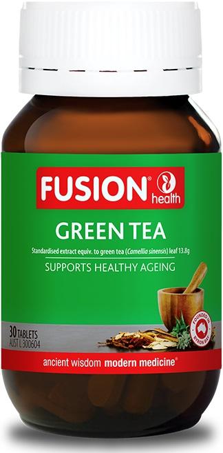 Fusion Green Tea