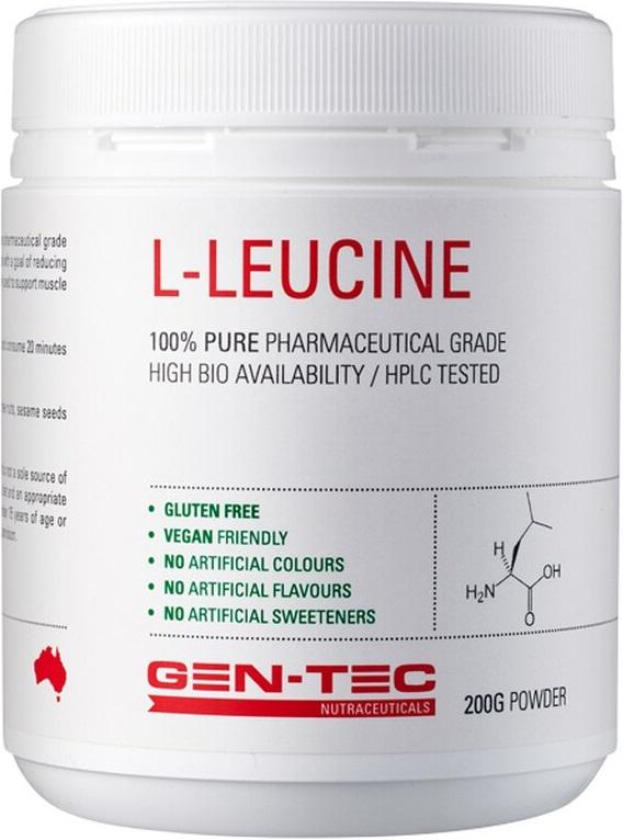 Gen-Tec L-Leucine