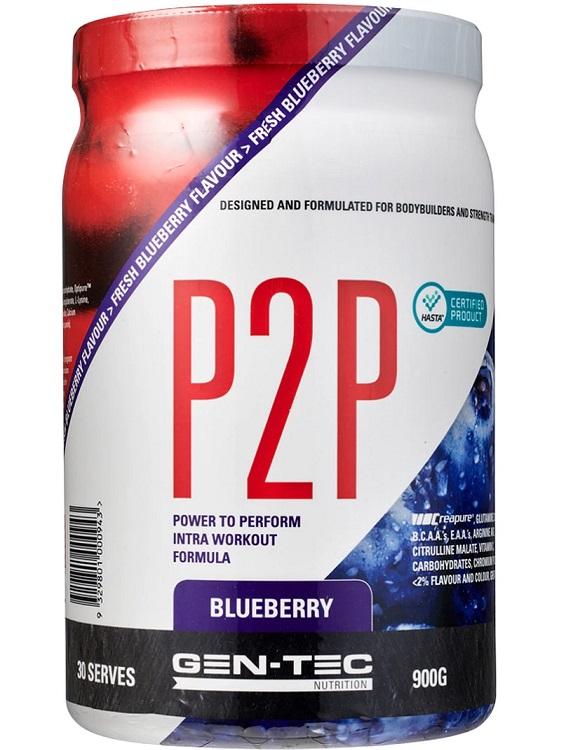 Gen-Tec Nutrition P2P