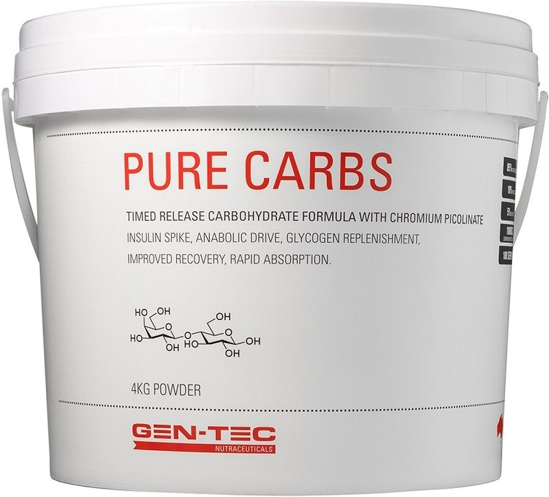Gen-Tec Nutrition Pure Carbs