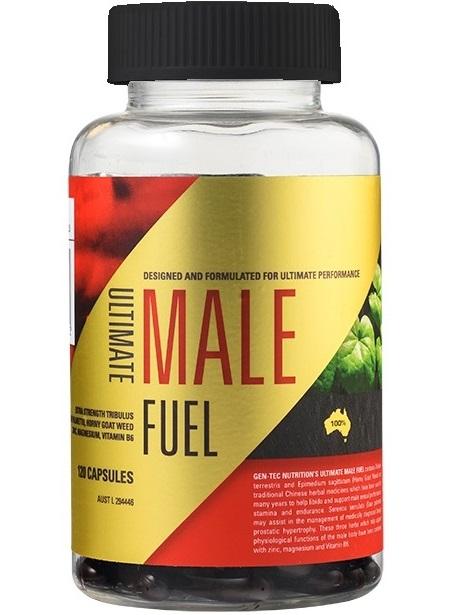 Gen-Tec Nutrition Ultimate Male Fuel