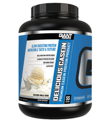 Delicious Casein by Giant Sports