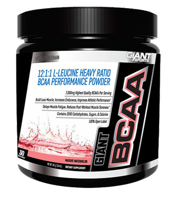 Giant BCAA by Giant Sports