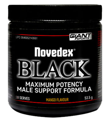 Giant Sports Novedex Black